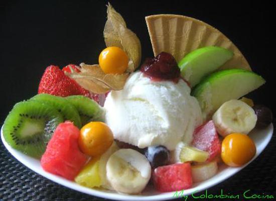 My Colombian Cocina - Ensalada de Frutas