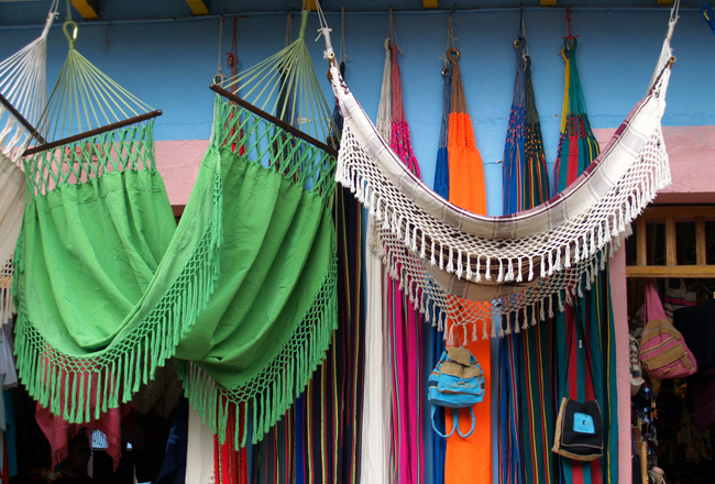 Colombian Hammocks