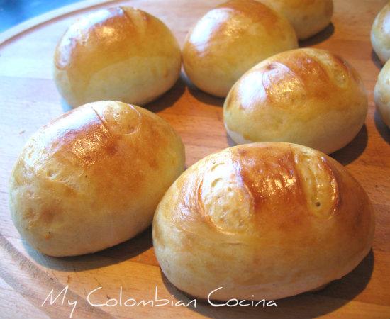 My Colombian Cocina Pan De Leche